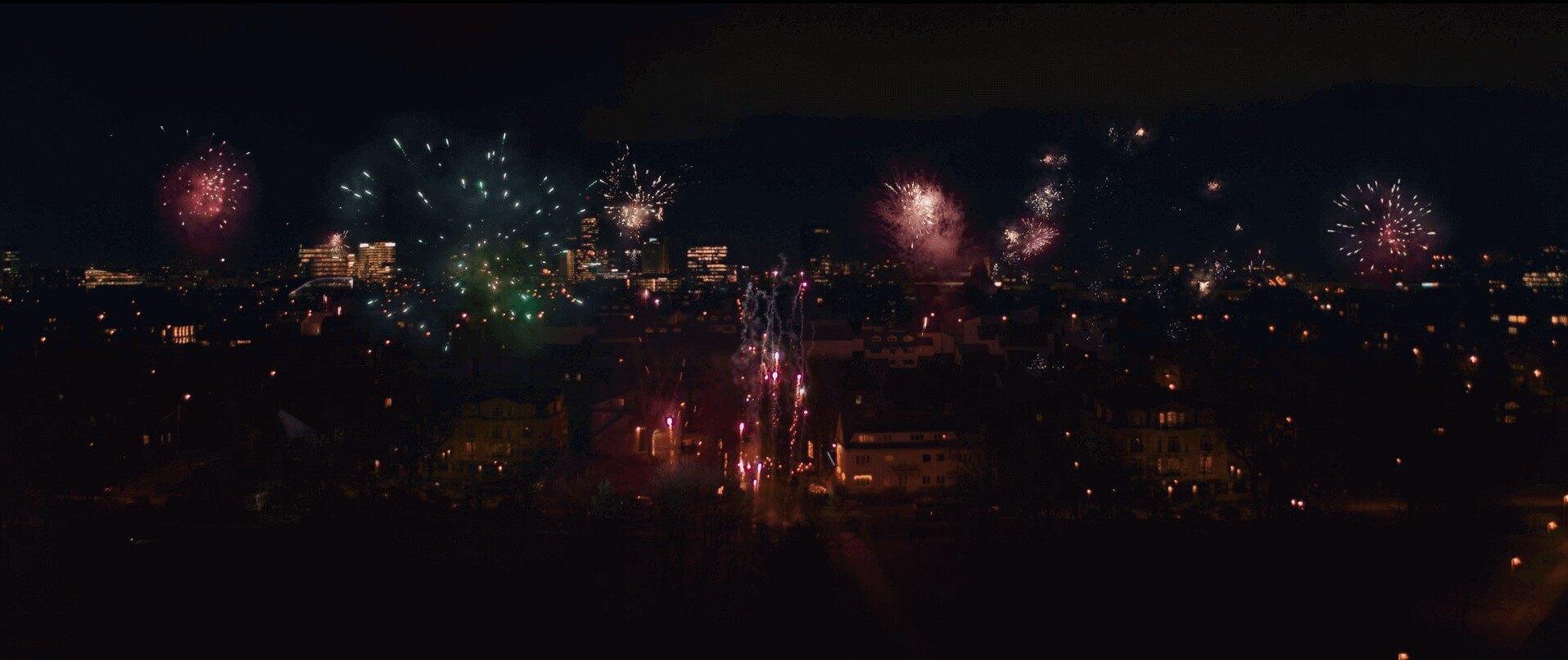 ALDI – Fireworks